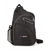 "Evolution Mono Personalized Backpack- 13"" x 6"" x 17"""
