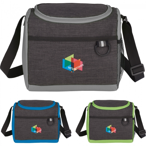 Glacier 12 Can Lunch Cooler - large 1