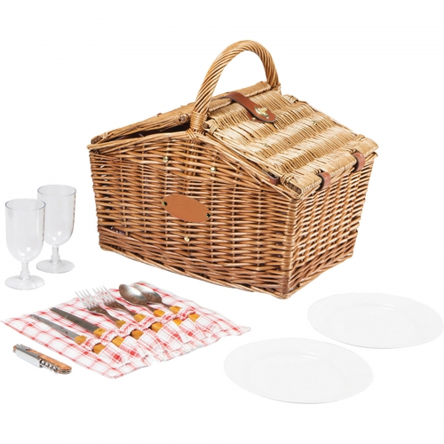 Picnic Time Piccadilly Picnic Basket - large 1