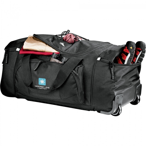"Rolling Bag - 13"" x 12"" x 26"" - large 1"