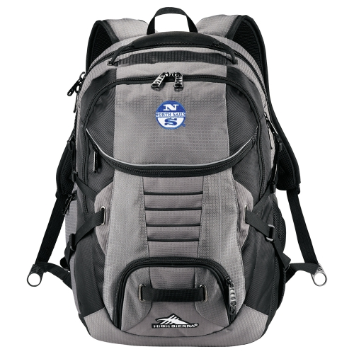 "High Sierra Haywire 17"" Computer Backpack - large 1"