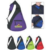 "Budget Sling Personalized Backpack-13"" x 16"" x 6"""