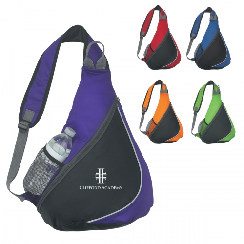 "Sling Backpack - 11.5"" x 17"" x 4.5"" - large 1"