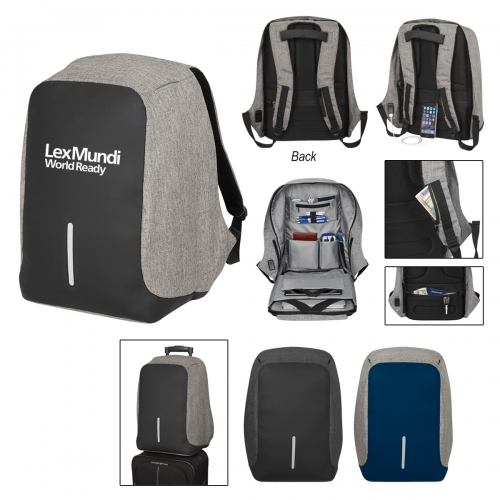 Anti-Theft Backpack - large 1