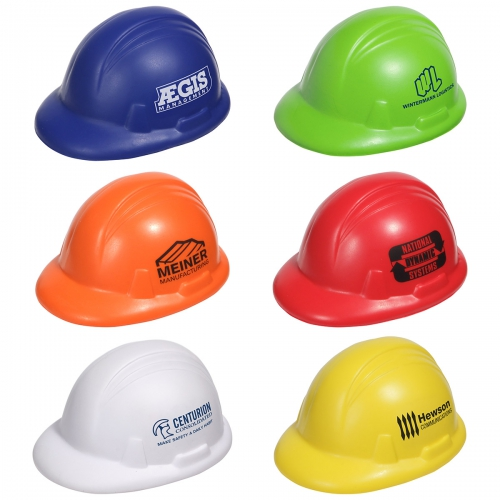 Hard Hat Stress Reliever - large 1