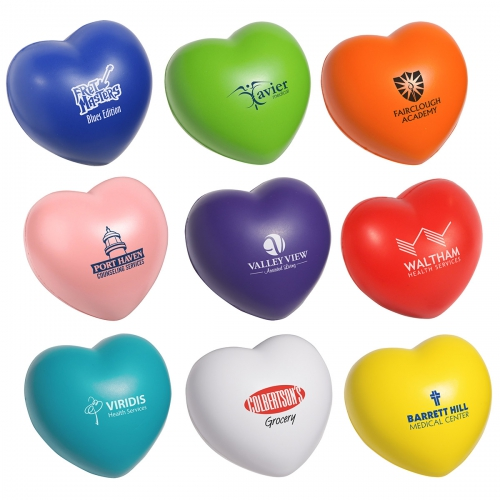 Valentine Heart Stress Reliever - large 1