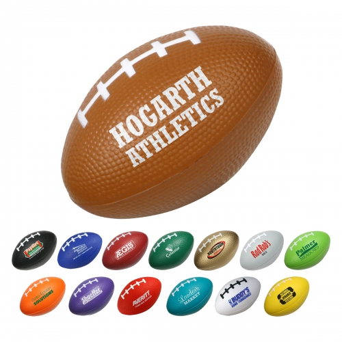 Small Football Stress Reliever - large 1