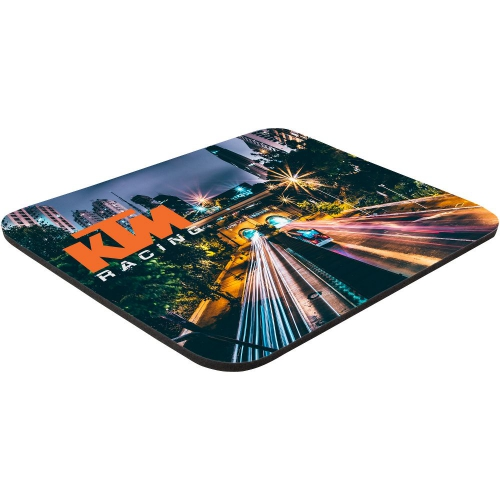 "Full Color Soft Mouse Pad - 8"" x 9-1/2"" x 1/8"" - large 1"