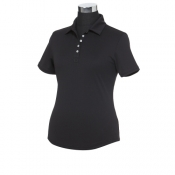 Ladies Chev Embossed Polo