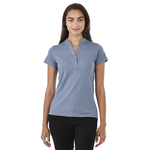 Women's Concord Short Sleeve Polo - large 1