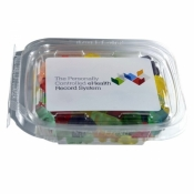 Gummy Bears in Rectangle Safe-T Fresh Container